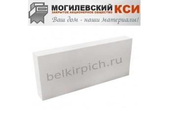 Перегородки газосиликатные D500 625x100x250 Могилевский КСИ