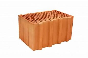 Блок керамический поризованный пустотелый пазо-гребневый 380×250×219 10,7 NF Радошковичи